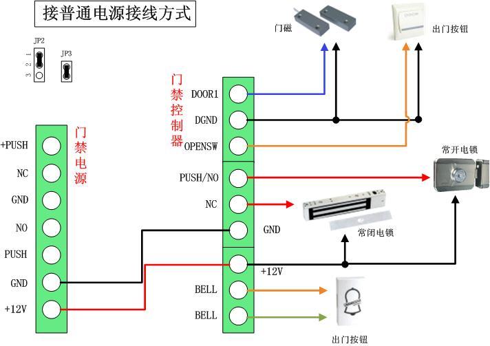 设备接线电路图